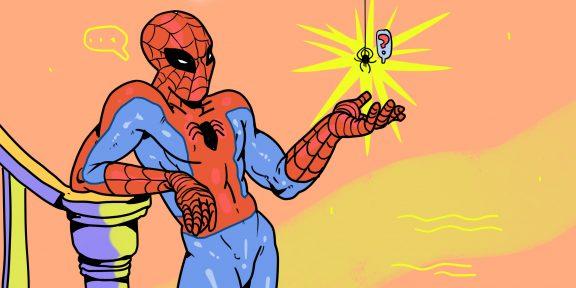 Что делать, если укусил паук