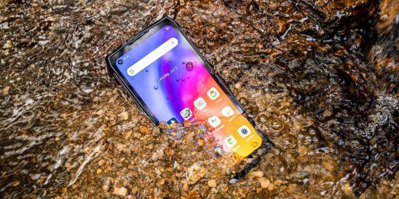 Ulefone выпустила защищённый смартфон Power Armor 13 с NFC и батарейкой на 13200 мА·ч