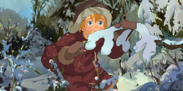 Лучшие российские мультфильмы: «Князь Владимир»