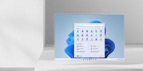 Microsoft выпустила новую предварительную сборку Windows11 с поиском в «Пуске»