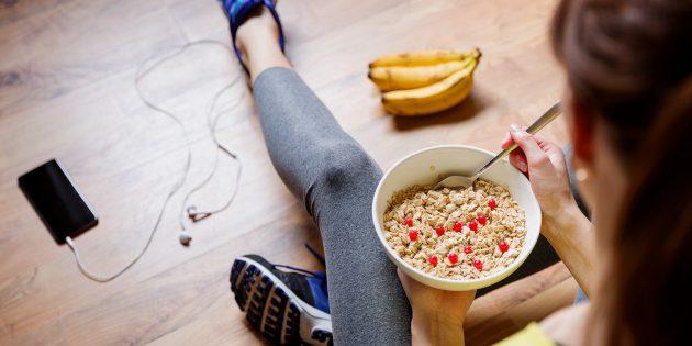 Сбалансируйте питание