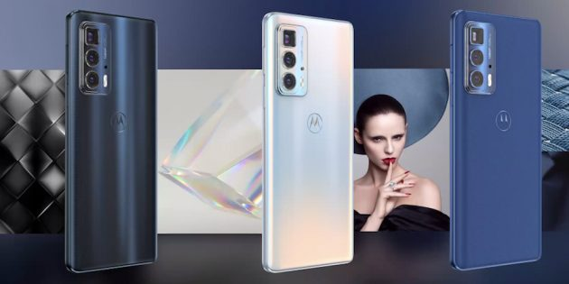 Motorola Edge 20Pro