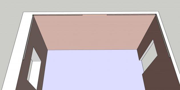 Как клеить потолочный плинтус: прикиньте детали
