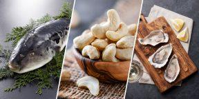10 продуктов, которые могут быть опасны для человека
