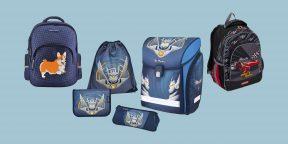 10 школьных рюкзаков, которые сейчас можно купить со скидкой