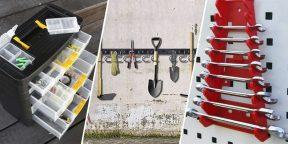 10 товаров с AliExpress, которые помогут навести порядок в гараже