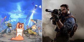 Две войны: в Steam стартовала распродажа игр Call of Duty и Worms