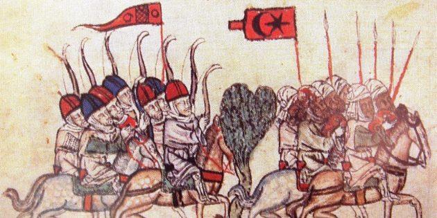 Средневековые рыцари могли умереть от цинги и прочих болезней