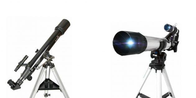Подарки детям на 1Сентября: телескоп