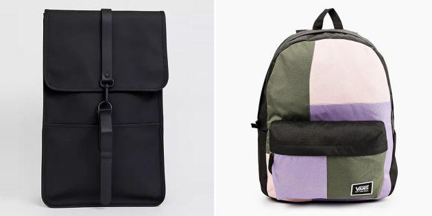 Рюкзак с красивым дизайном