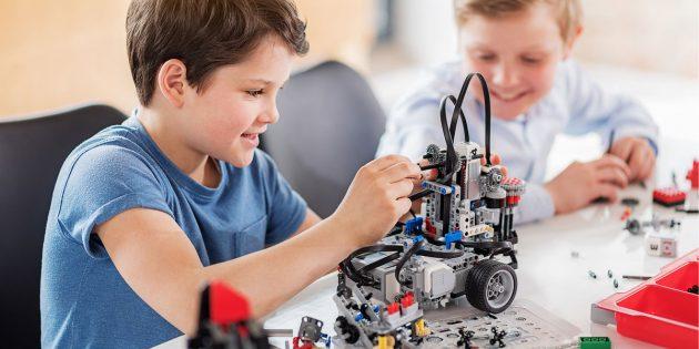 Кружки для ребёнка: робототехника