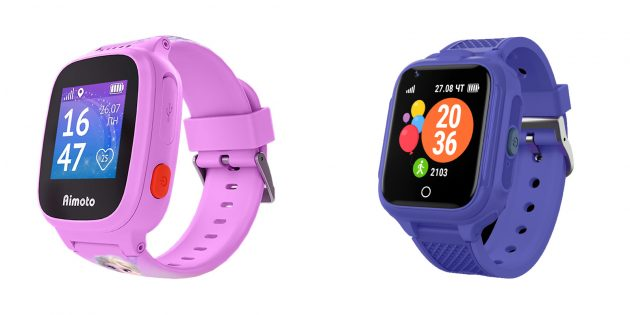 Подарки ребёнку на 1Сентября: умные часы с GPS-трекером