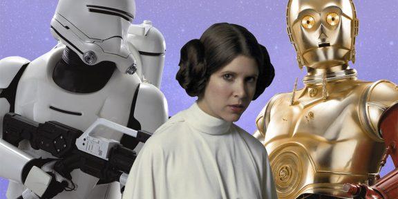 ТЕСТ: Насколько хорошо вы помните вселенную «Звёздных войн»?