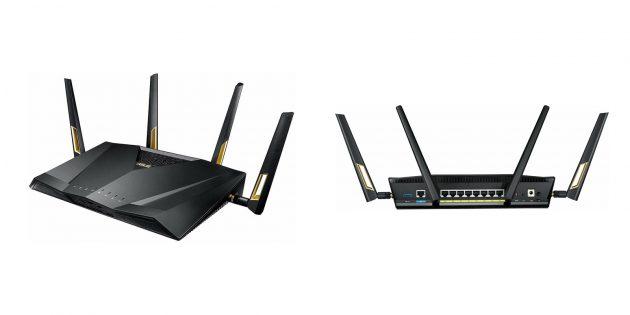 Wi-Fi-роутеры для дома: Asus RT-AX88U
