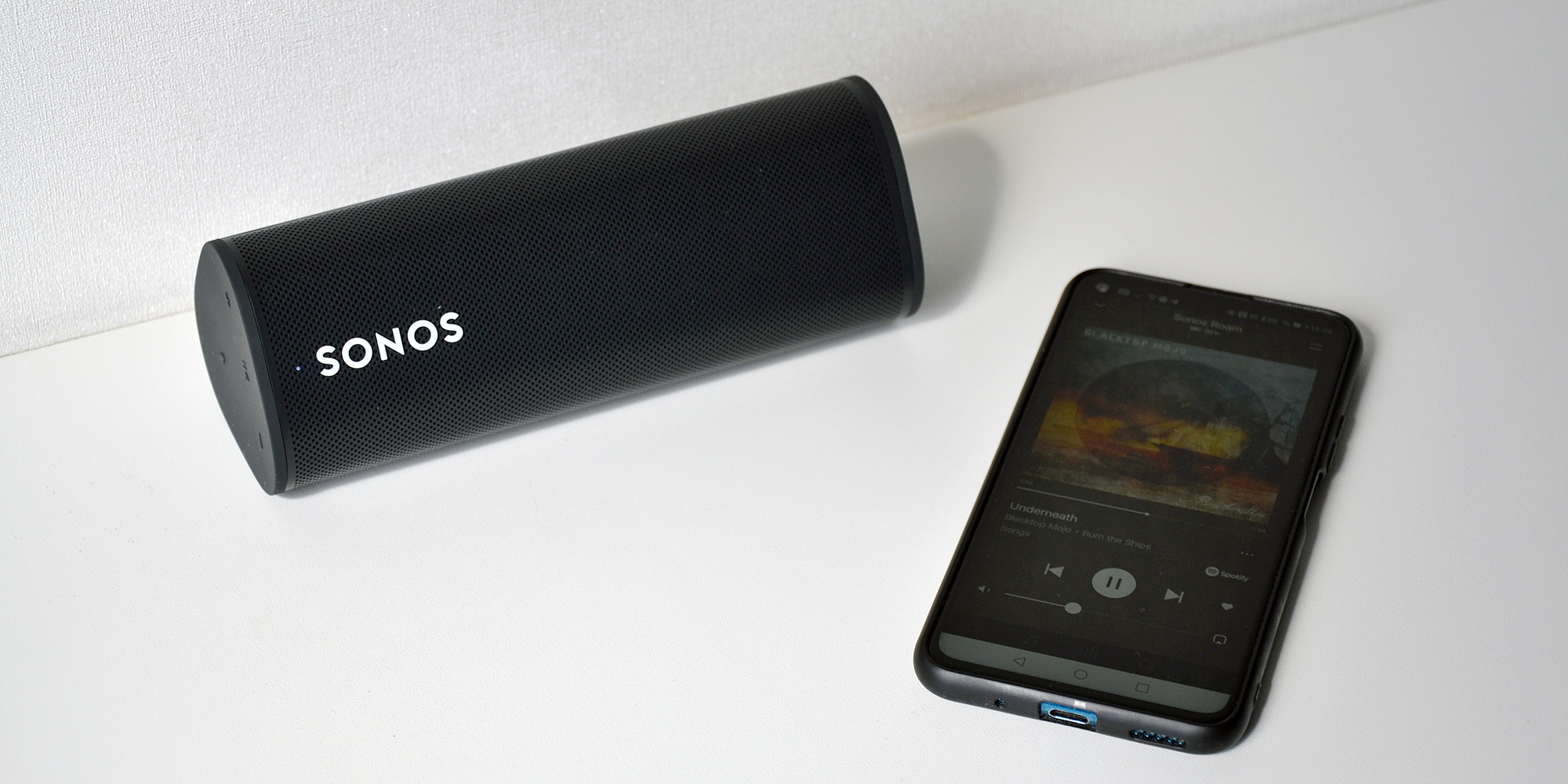 Обзор Sonos Roam