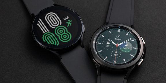 Samsung представила смарт-часы Galaxy Watch4 и Watch4 Classic с ЭКГ и измерением давления