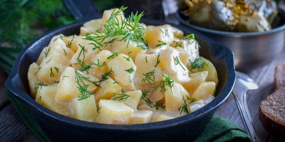 Что приготовить из молодой картошки, чтобы было очень вкусно