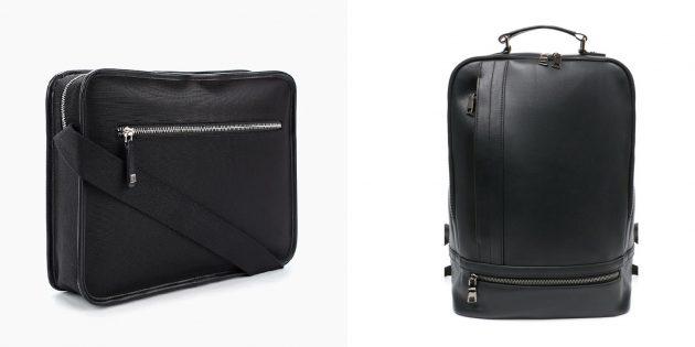 Что подарить мужу на годовщину свадьбы: кожаный рюкзак или сумка