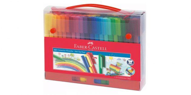 Набор фломастеров Faber-Castell