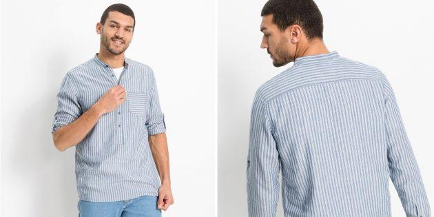 Рубашка Bonprix