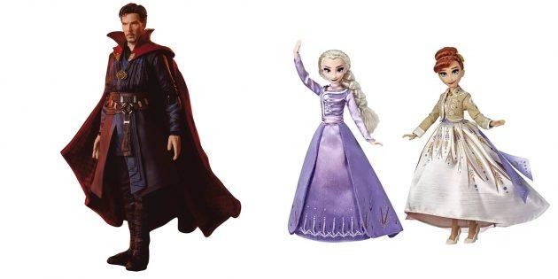 Подарки детям на 1Сентября: игрушка, фигурка или кукла в виде любимого персонажа