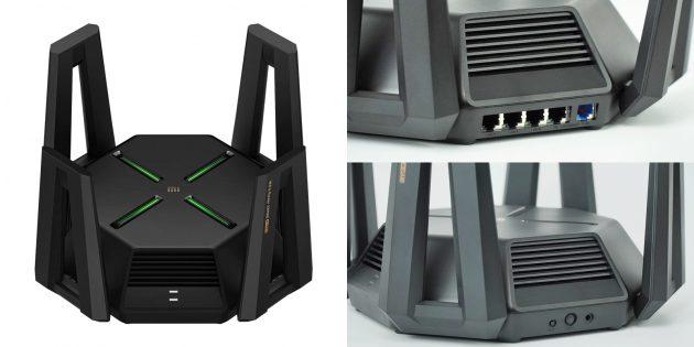 Wi-Fi-роутеры для дома: Xiaomi AX9000