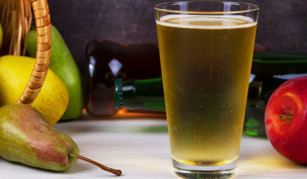 Сидр из яблок и груш