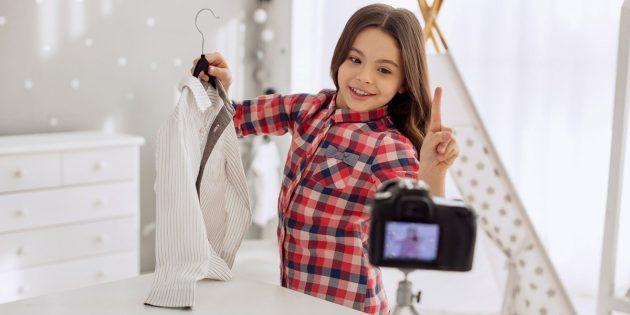 Кружки для ребёнка: школа блогеров