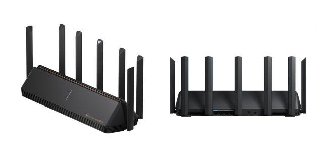 Wi-Fi-роутеры для дома: Xiaomi AX6000