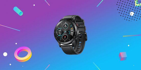Выгодно: смарт-часы Honor MagicWatch 2 за 7 699 рублей вместо 12 990
