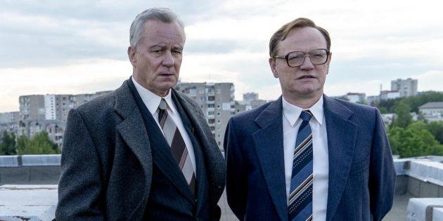 Лучшие сериалы: «Чернобыль»