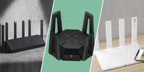 8 качественных Wi-Fi-роутеров для дома