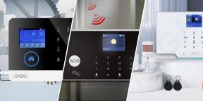 8 умных сигнализаций для дома с AliExpress