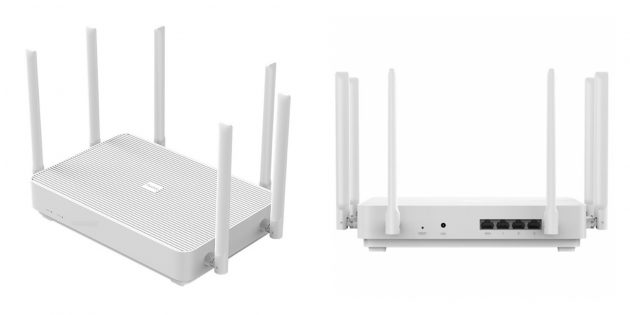 Wi-Fi-роутеры для дома: Redmi AX6
