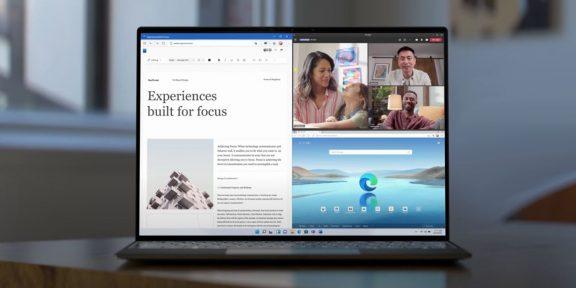 Windows 11 получит тайм-трекер и новые «Ножницы» для скриншотов