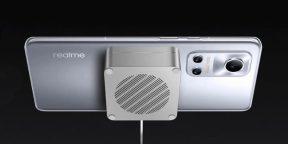 Realme представила магнитную зарядку MagDart. Она мощнее MagSafe от Apple