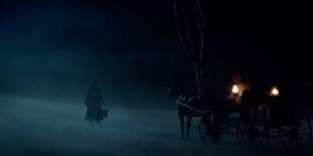 Кадр из сериала «Чепелуэйт»