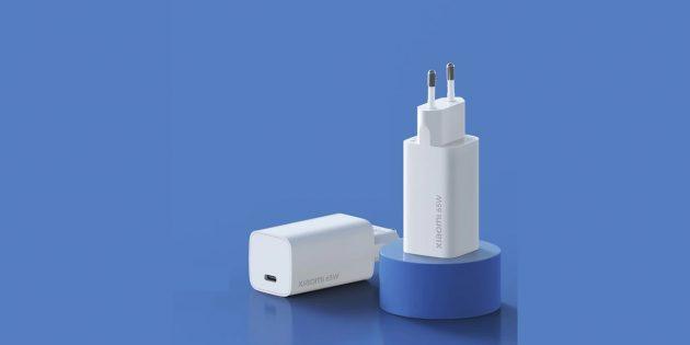 Зарядный адаптер Xiaomi