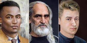Жанна д'Арк, Да Винчи, Моцарт: как бы выглядели известные исторические личности сегодня