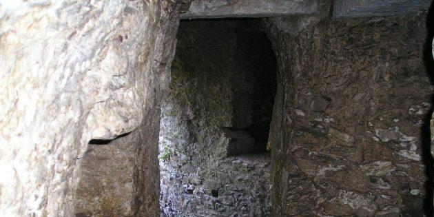 Мифы о средневековых замках: нижний ярус замка Бларни, Ирландия