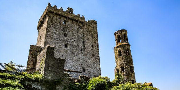 Мифы о средневековых замках: замок Бларни
