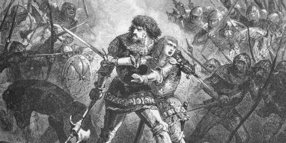 Мифы о средневековых сражениях: пленение Иоанна Доброго в битве при Пуатье