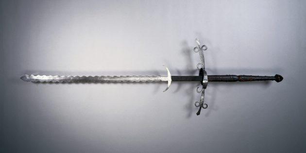Мифы о средневековых сражениях: фламберг
