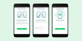 WhatsApp внедряет функцию переноса чатов с iOS на Android