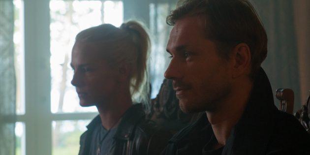 Кадр из сериала «Коса»