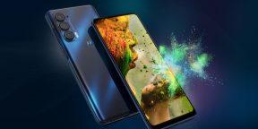 Motorola выпустила обновлённый Edge с экраном 144 Гц и чистой Android 11
