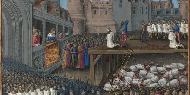 Средневековые рыцари могли сидеть в плену десятки лет