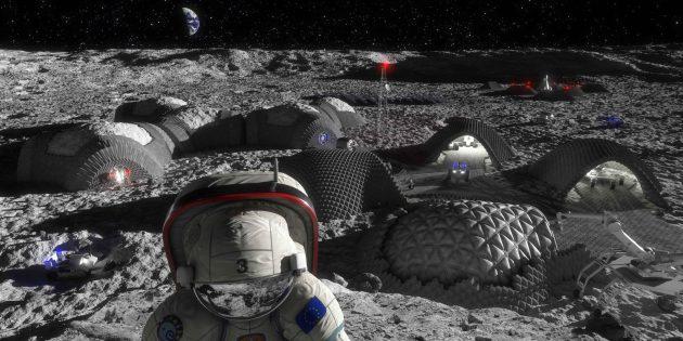 Зачем нужны полёты на Луну: туда можно перенести вредные производства