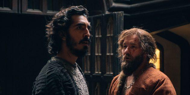 Кадр из фильма «Легенда о Зелёном Рыцаре»