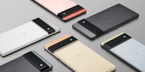 Google анонсировала смартфоны Pixel 6 и Pixel 6 Pro с фирменным процессором